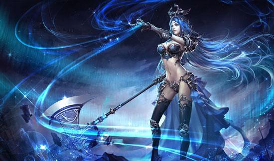 女神联盟2折扣手游金秋充值打折活动(10.01-10.