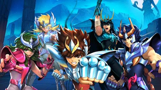 圣斗士星矢:重生-混服版折扣手游 圈圈手游平台