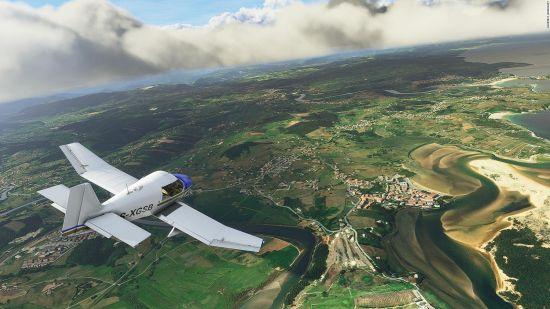 《微软飞行模拟》全球玩家已经达到200万成新里程碑